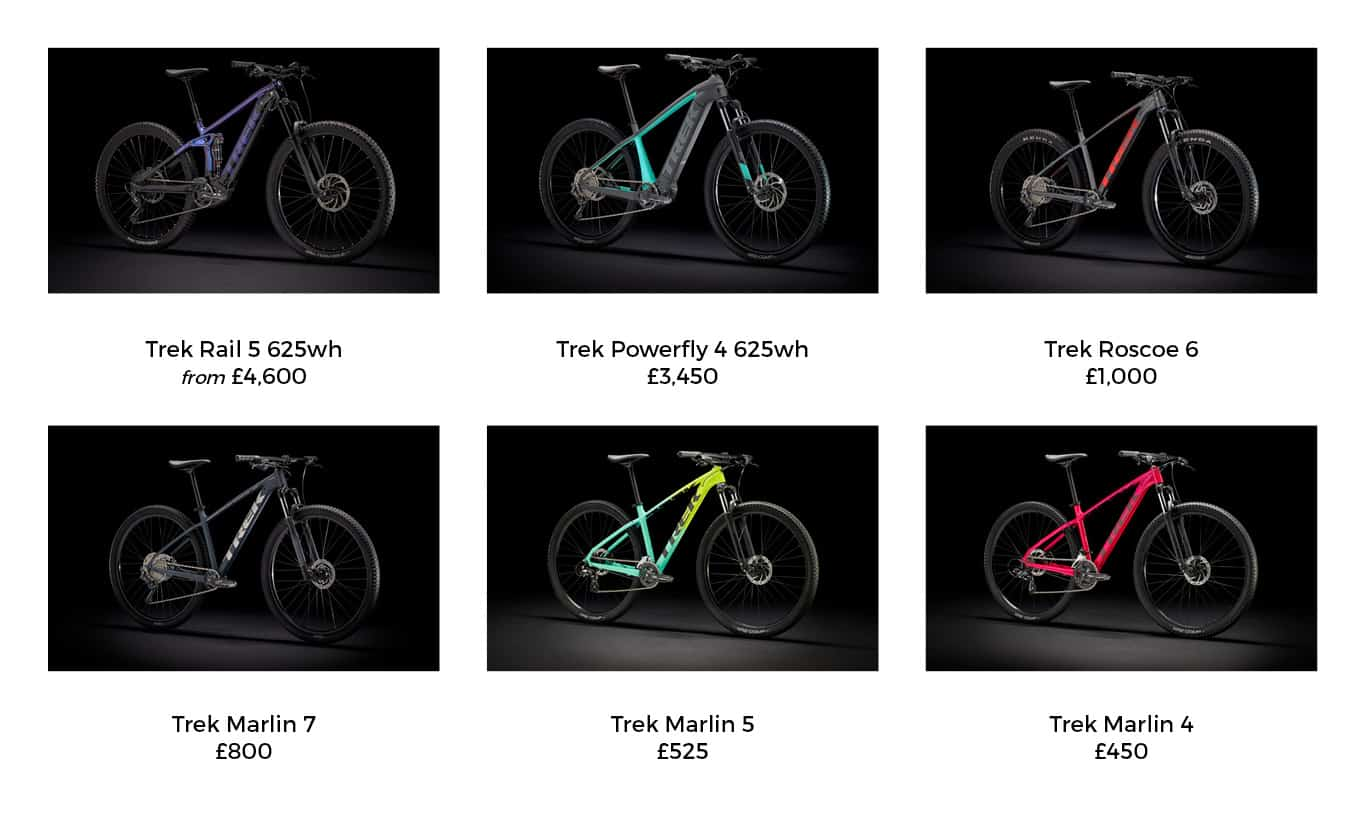 Criterium Cycles - new mountain and electric mountain bikes coming October 2021